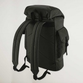 Backpack Black Urban Explorer