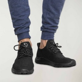 Sneakers Men Black Boost