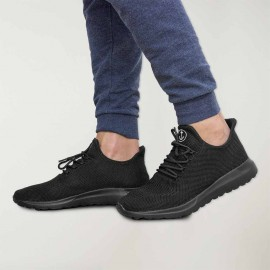 Baskets Homme Noir Boost