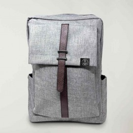 Backpack Gray Minimal