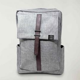 Rucksack Grau Minimal