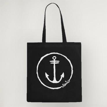 Nature Bag - The Anchor Logo BK