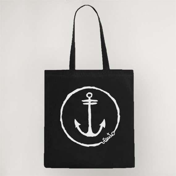 Sac - The Anchor Logo BK