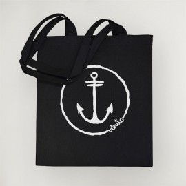 Sac - The Anchor Logo BK