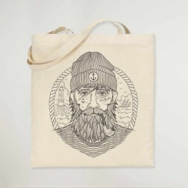 Cotton Bag Nature Real Captain
