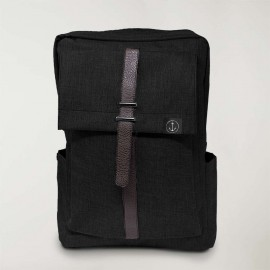Backpack Black Minimal