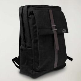 Backpack Black Minimal