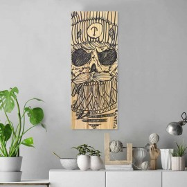 Tabla Larga de Madera Sailing Ghost Original