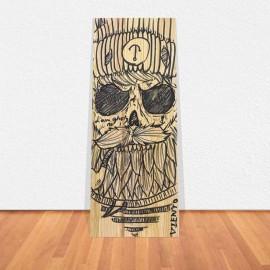 Lungo Tavolo in legno Sailing Ghost