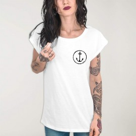 Women T-shirt White Viento Team OUTLET