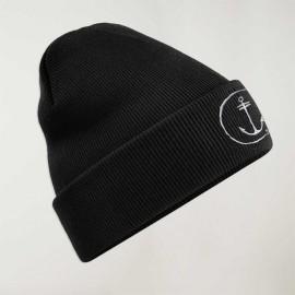 Chapeau de marin Noir