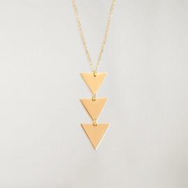 Collana Unisex Triangle