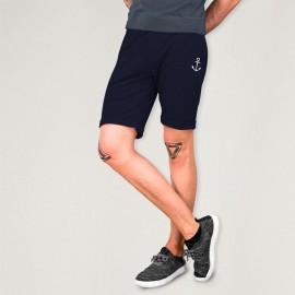 Shorts Navy Tropical Heat