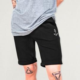 Shorts Black Tropical Heat