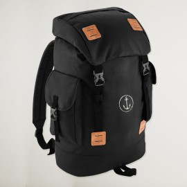 Backpack Black Urban Explorer