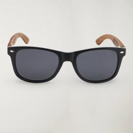 Hybrid Black Forest Wooden Sunglasses