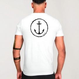Men T-Shirt White Viento Team