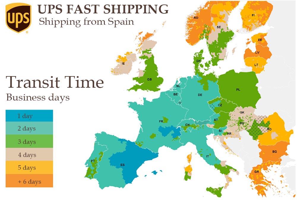tiempos transito mapa europa UPS.jpg
